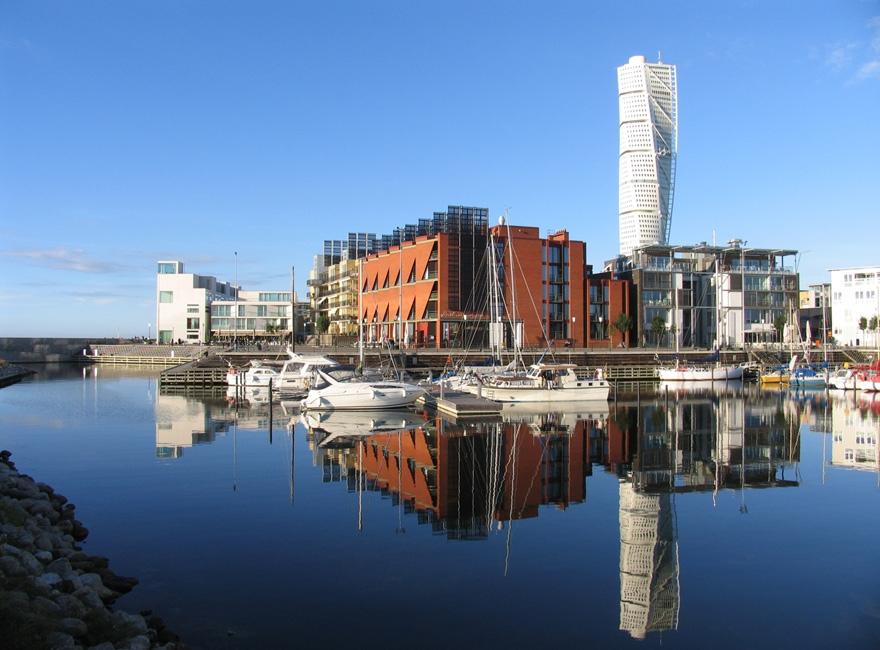 Västra Hammnen, Malmö, SE