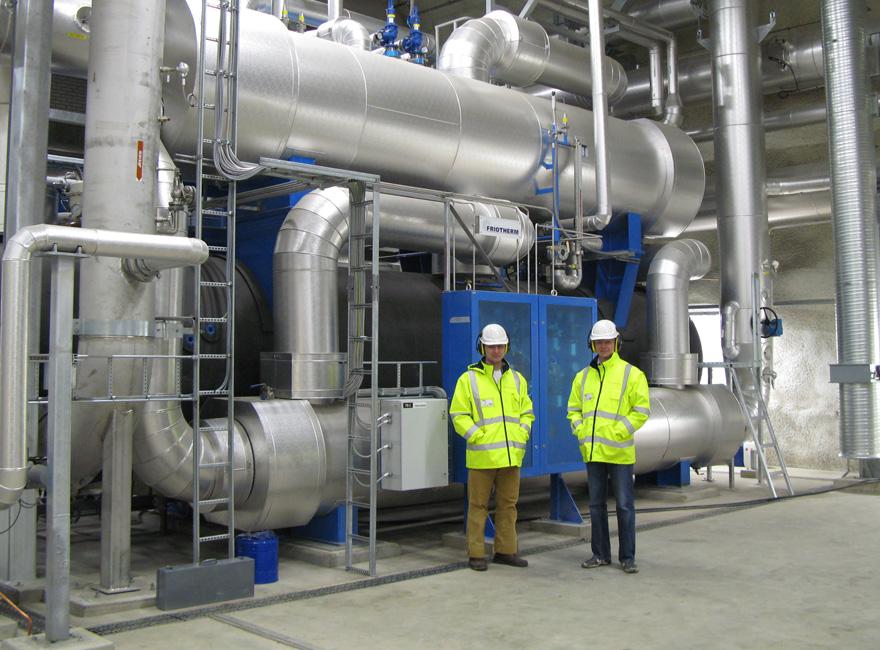 Unitop® 50 Heat pump & liquid chiller, Turku Energia
