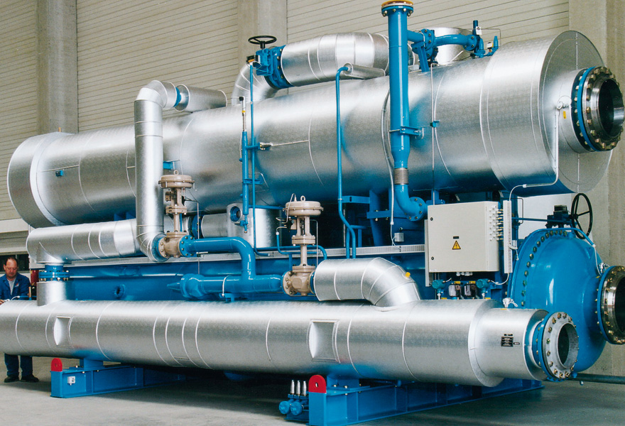 Unitop® Heat Pumps for efficient energy recovery