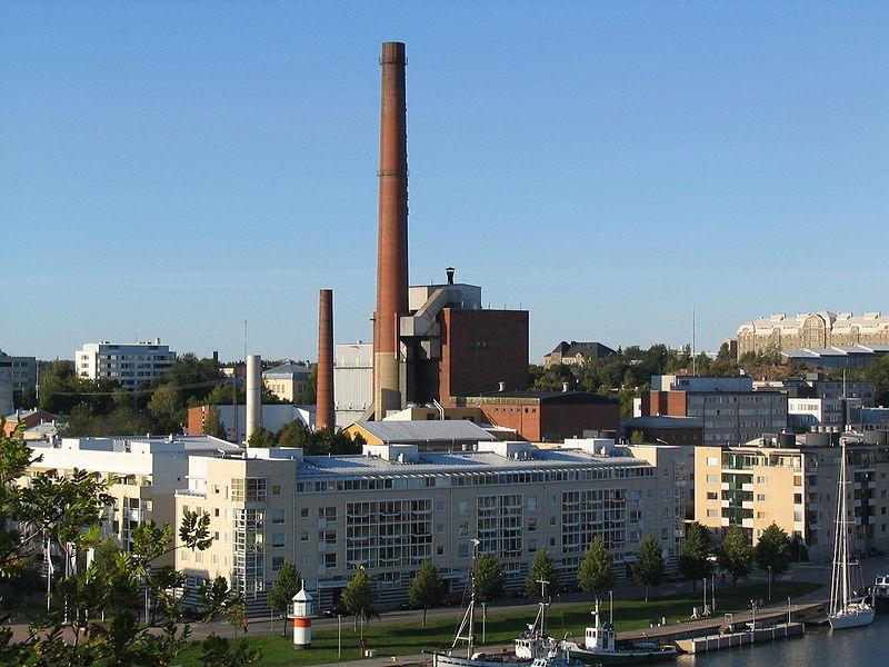Turku Energia, Turku, FI