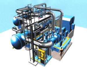 Unitop 34® bomba de calor, design study